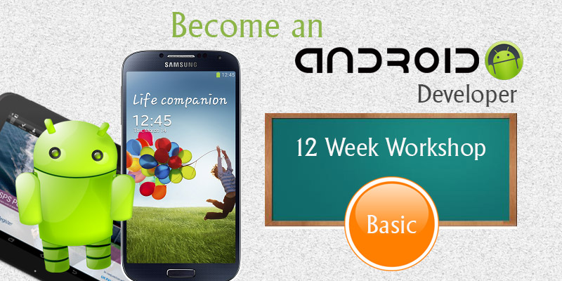 Android Development Basic Course