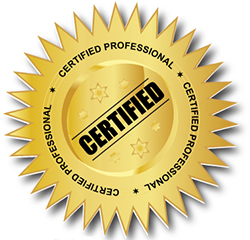 Professional Certifiled