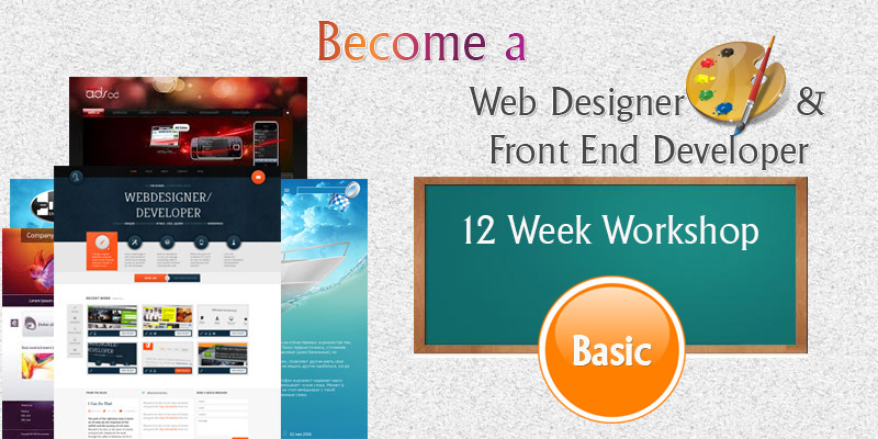 Web Designing Training - Basic